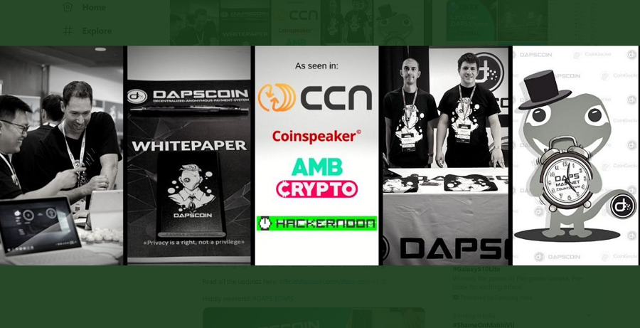 DAPS platform: a new privacy platform bringing complete anonymity to the industry